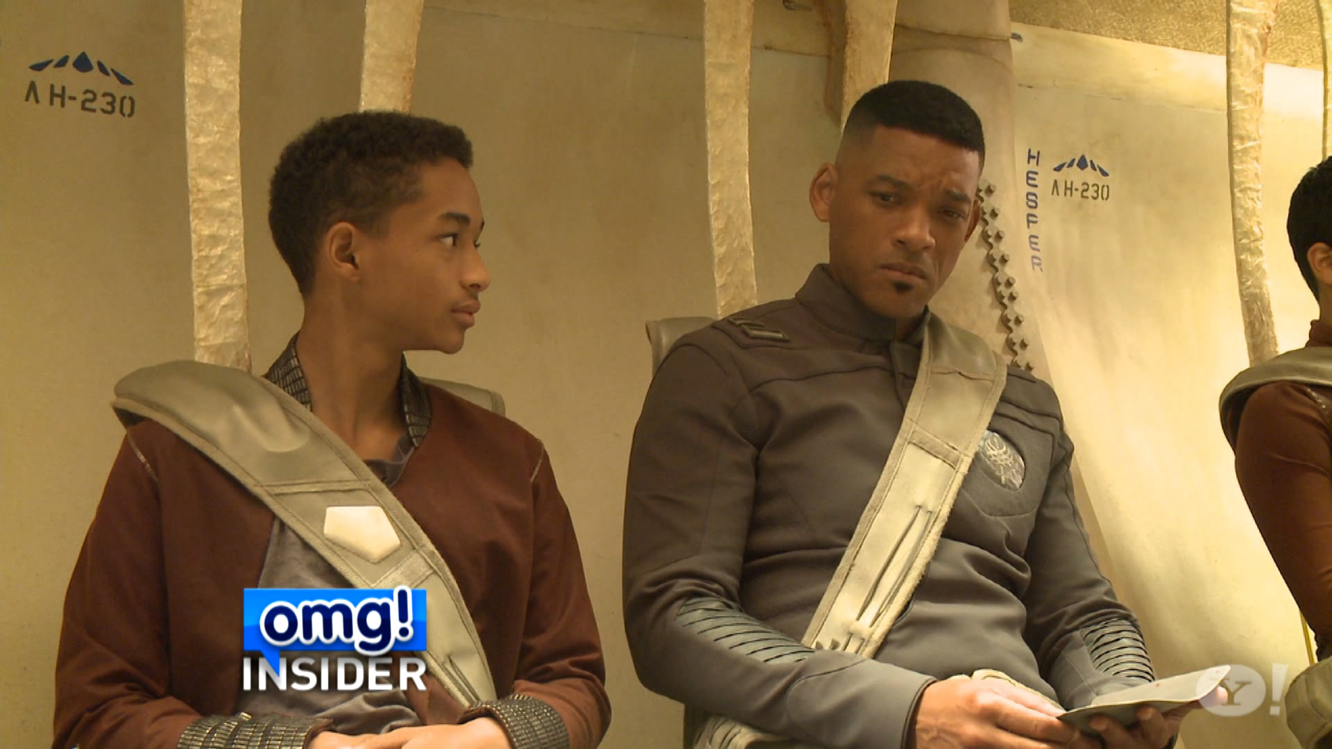 'After Earth' Is a Smith Family Affair