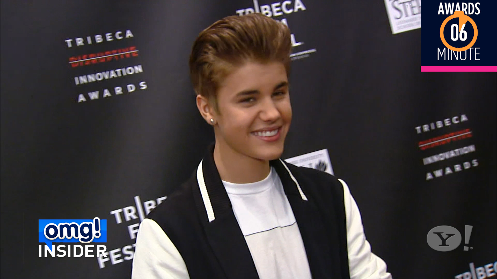 AWARDS MINUTE: Justin Bieber reacts to being left off the Grammy noms