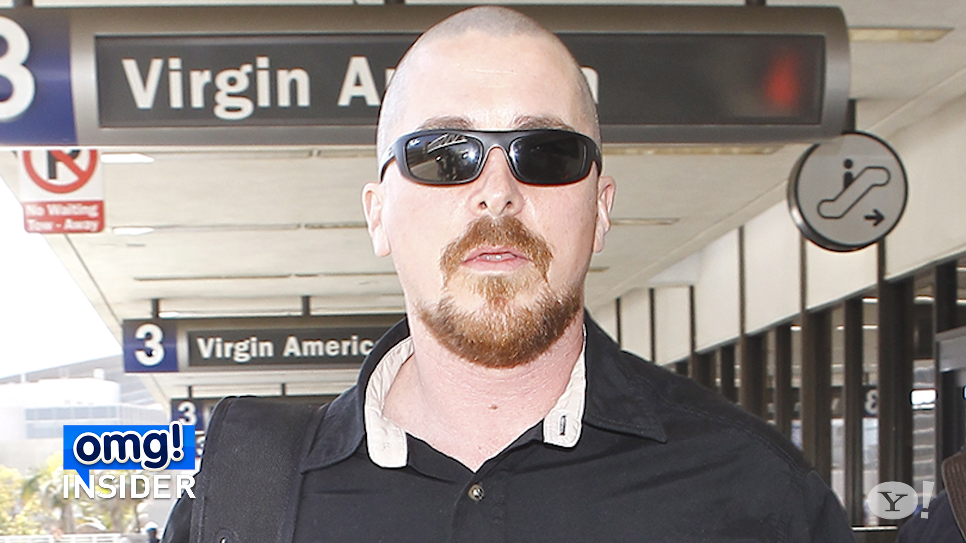 Christian Bale Is Barely Recognizable With New Bald  'Do