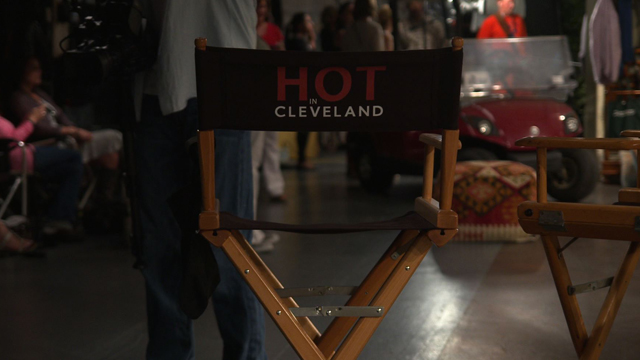EXCLUSIVE: 'Hot In Cleveland' Table Read: EXCLUSIVE: