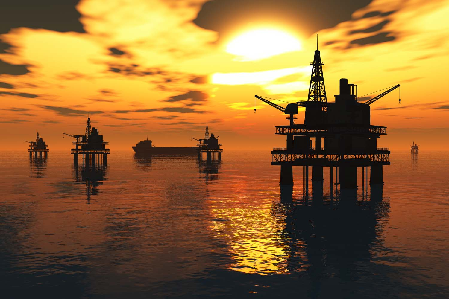 """Oil's """"transitory"""" fall"""
