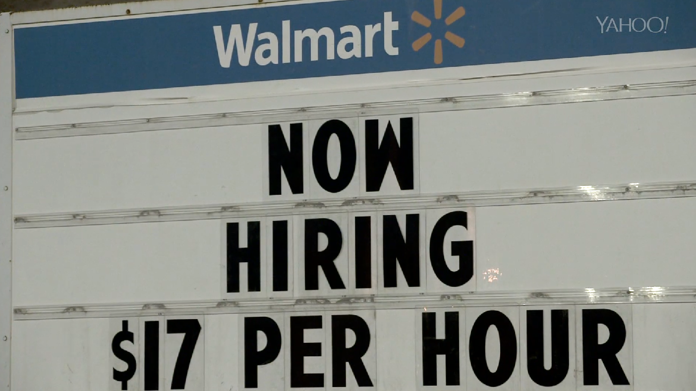 High Walmart wages: Why this
