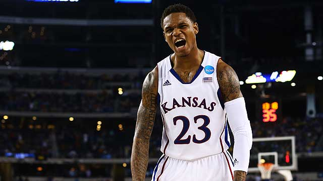 NBA draft's most intriguing prospects