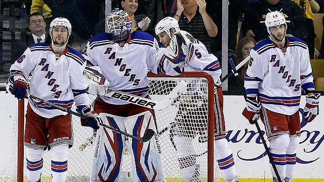 Rangers must fix power play issues