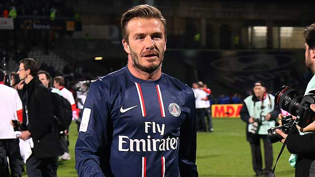 Why David Beckham could be busier in retirement