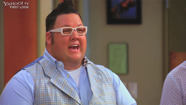 'MasterChef' Visits the 'Glee' Set