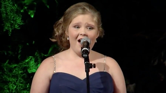 12-year-old releases debut opera album