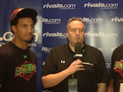 Under Armour: Quin Blanding  Andrew Brown