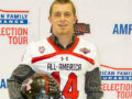 Braxton Berrios a UA All-American