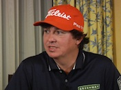 Rapid-fire with Jason Dufner