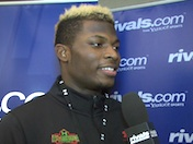 Under Armour: Lorenzo Carter