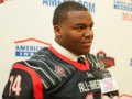 O.J. Smith a UA All-American