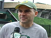 Helfrich talks Stanford
