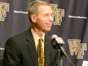 Jeff Bzdelik on big win over Tar Heels