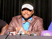 Robinson and Sims on Jones joining them at Bama