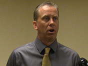 USM head coach Todd Monken at CUSA Media Day