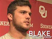 HD: Blake Bell talks Tulsa, match up in South Bend