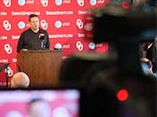 OU/TX Week: Bob Stoops weekly luncheon 10/7