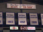 HD: LIVE from The Phog