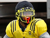 Webb has strong first day at Army Bowl