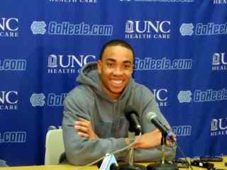 Pre-Clemson Press Conference: Brice Johnson