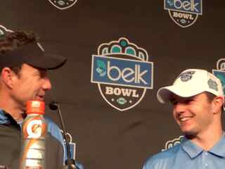 Belk Bowl Victory: Fedora and Switzer