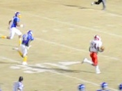 Elijah Hood 48-yard TD run at Dudley