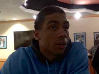 Post Kentucky Interview: James Michael McAdoo