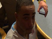 Post Holy Cross Interview: Brice Johnson