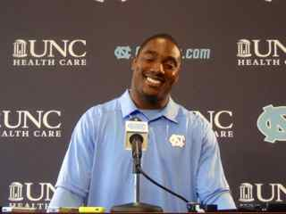 ODU Postgame: Marquise Williams