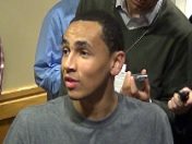 Post Holy Cross Interview: Marcus Paige