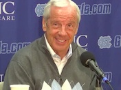 Roy Williams readies for March Madness