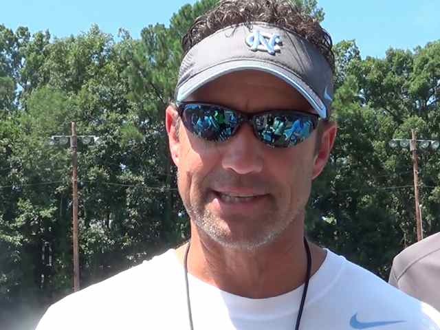 Fedora talks first scrimmage, camp update