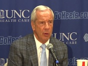 Post Holy Cross Interview: Roy Williams
