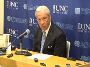 Kentucky Postgame: Roy Williams