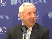 ND Postgame: Roy Williams
