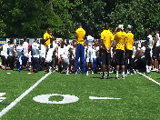 2013 Total Exposure Football Camp