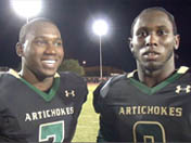 Patrick Glover and Antonio Smothers talk Arizona