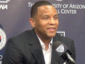 Damon Stoudamire introductory press conference