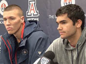UA players talk preseason NIT
