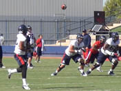 Arizona fall camp: Aug. 14-15
