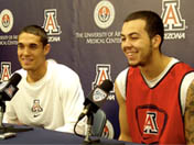 Nick Johnson and Gabe York talk Cal, Stanford