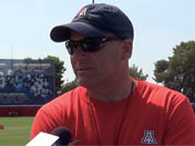 Rich Rodriguez - Aug. 22