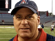 Rich Rodriguez - Dec. 13