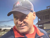 Rich Rodriguez - Nov. 26