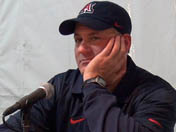 Rich Rodriguez - Aug. 21