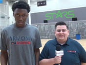 Stanley Johnson talks Arizona commitment