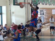 Stanley Johnson at Pangos AA Camp