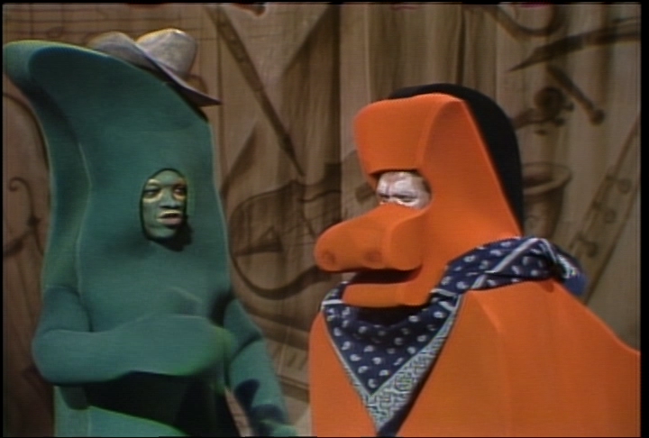 Gumby And Pokey Costume Gumby And Pokey | Saturday