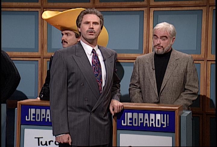 snl celebrity jeopardy burt reynolds video № 252411